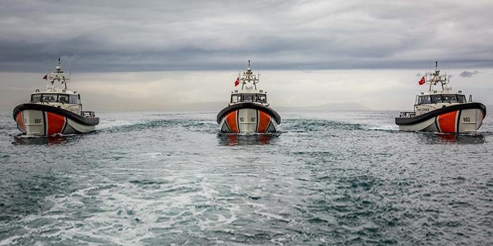В Черном море затонул российский корабль