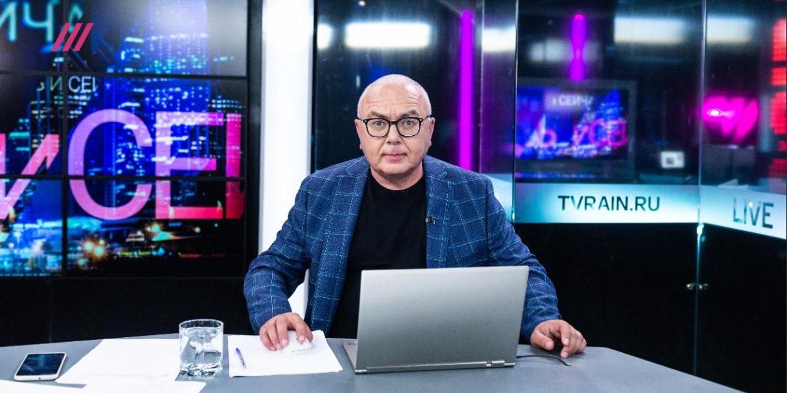 """""""Тотальная жажда контроля"""": Лобков пожаловался на редакционную политику телеканала """"Дождь"""""""