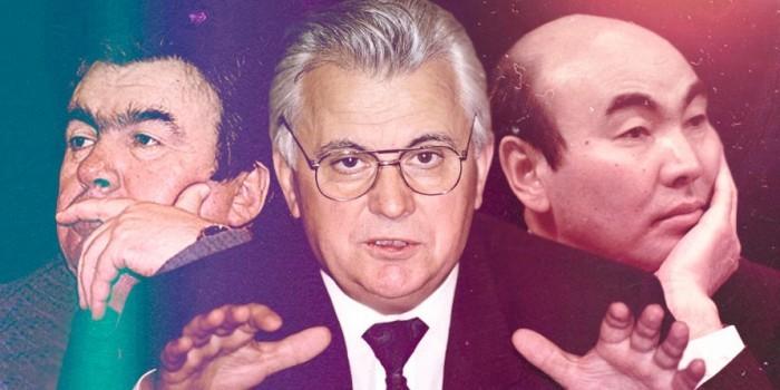 Не жизнь, не малина: где сейчас первые президенты постсоветского пространства