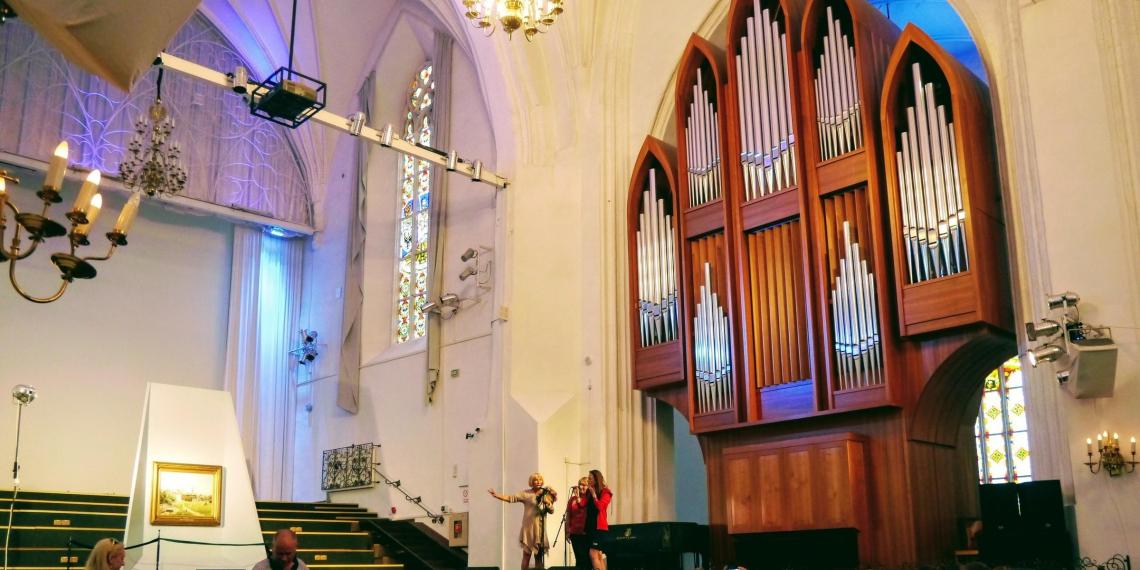 В Кафедральном соборе в Калининграде пройдет благотворительный концерт акции #МЫВМЕСТЕ