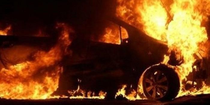 Житель Прикамья поджег машину на глазах инспектора ГИБДД, чтобы не платить штрафы