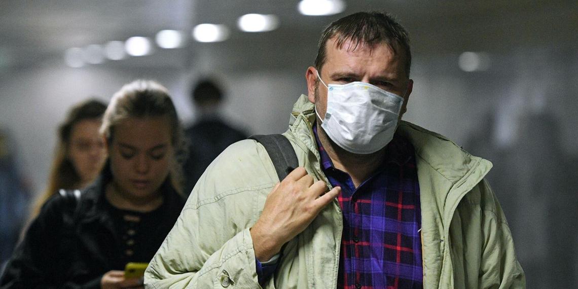 Прирост заболевших COVID-19 в Москве опустился до минимального уровня с 9 июня