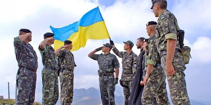 Рада разрешила иностранцам служить в украинской армии
