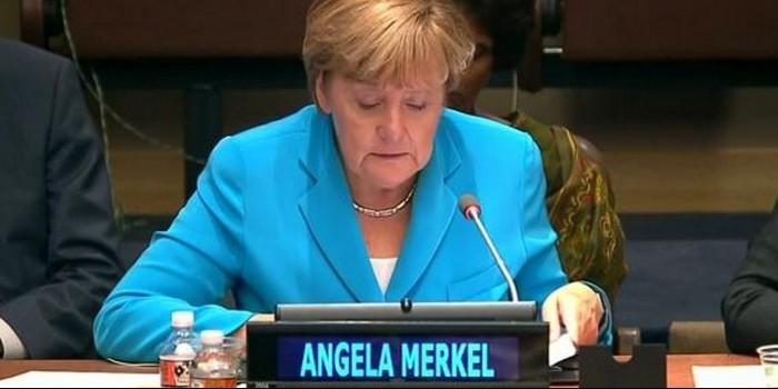 Die Zeit: Меркель мечтает сделать ФРГ постоянным членом Совбеза ООН