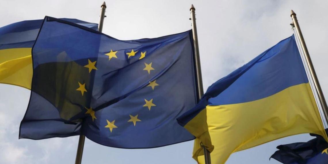 Киев заявил о намерении создать единую экономическую зону с ЕС
