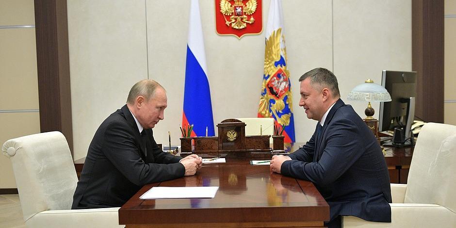 Кобзев стал кандидатом на выборах губернатора Приангарья