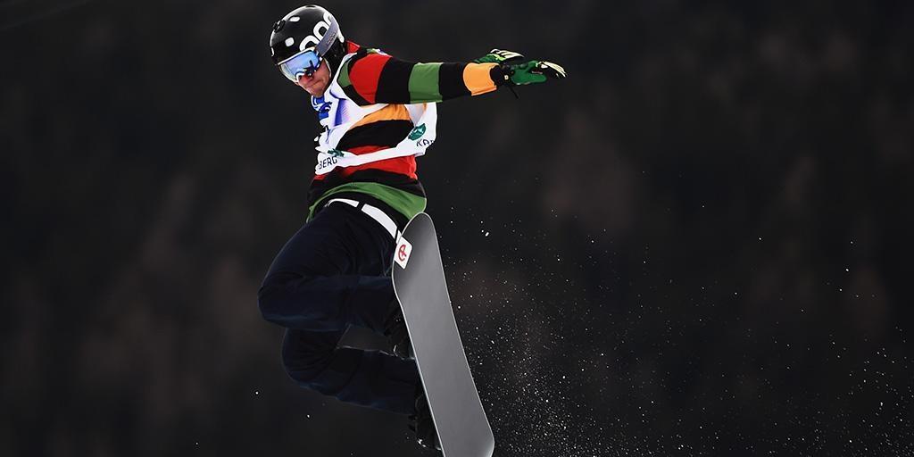 Российский сноубордист Олюнин сломал ногу на Олимпиаде