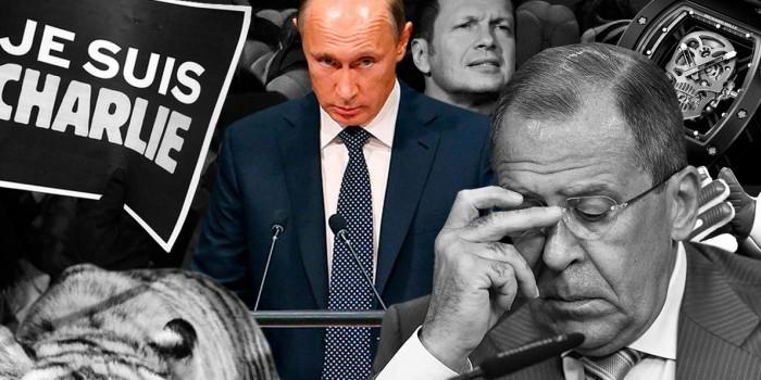 Сморщенные женщины и дебилы б***: самые популярные политические мемы 2015 года