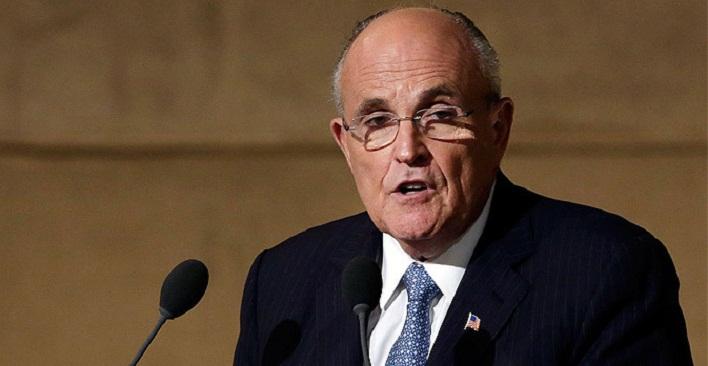 Экс-мэр Нью-Йорка Джулиани: Обама не любит США и не готов за них сражаться