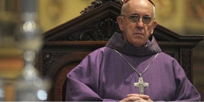 США просят Папу Римского жёстко поговорить с Путиным