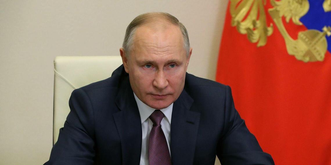"""Путин: """"сомнения"""" в ДЭГ в Москве возникли потому, что кому-то не понравился результат"""