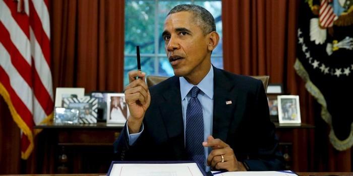 Обама пожаловался на нежелание России отказаться от ядерного оружия