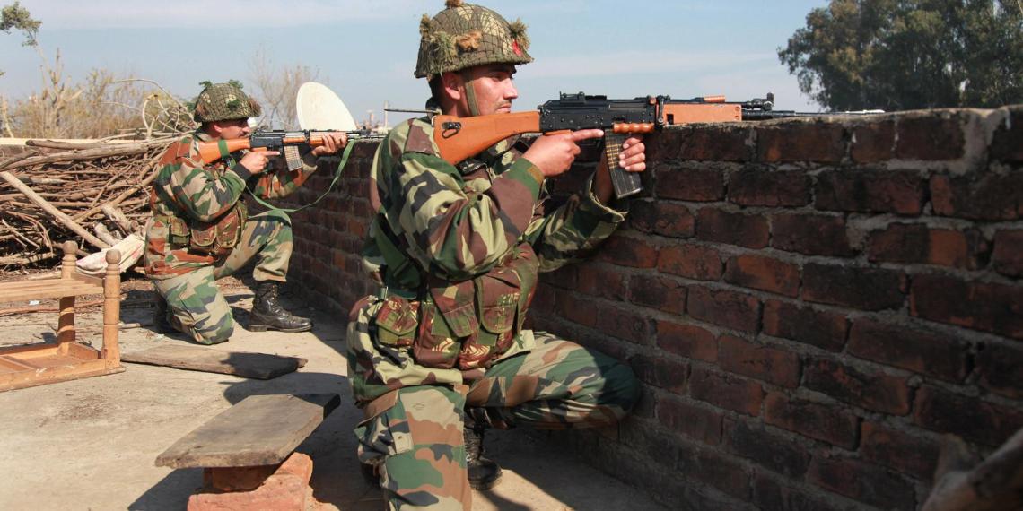 Индия и Китай снова  разворачивают войска в приграничных районах