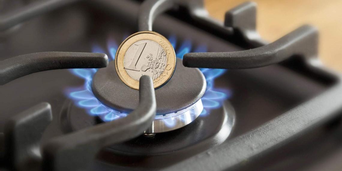 Цены на газ в Европе приближаются к $1000