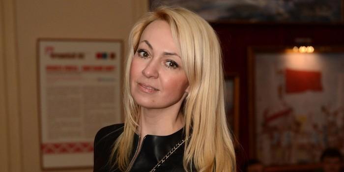 Яна Рудковская ради похудения питается исключительно черной икрой