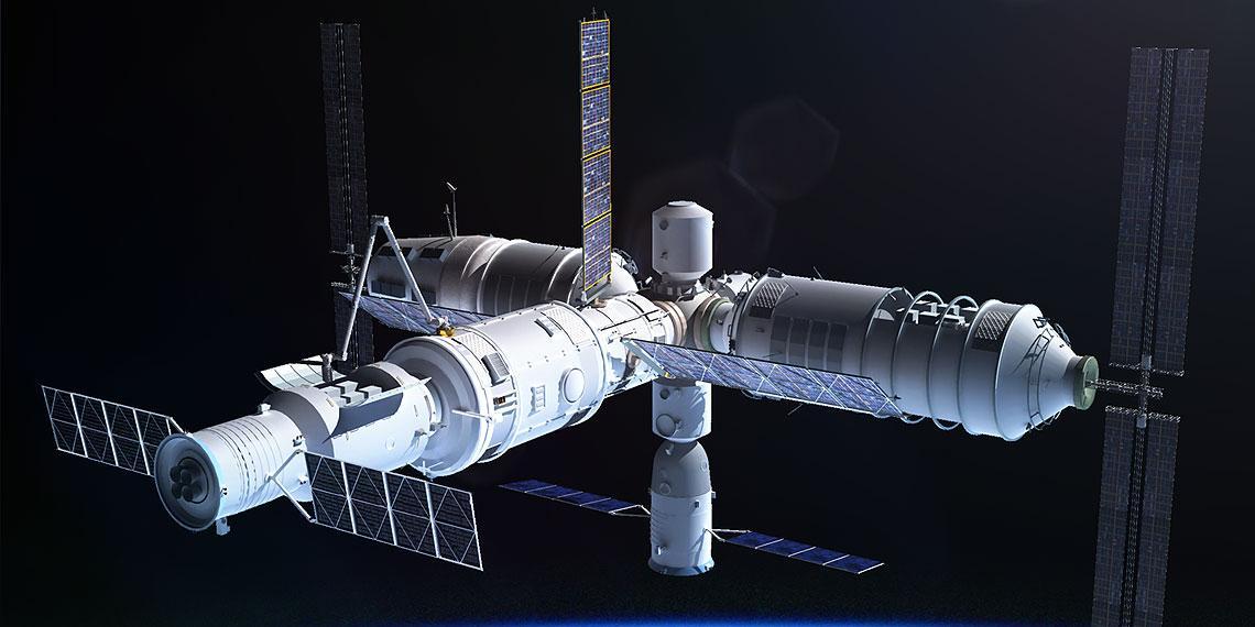 Размещение Китаем руки-манипулятора в космосе вызвало тревогу у США
