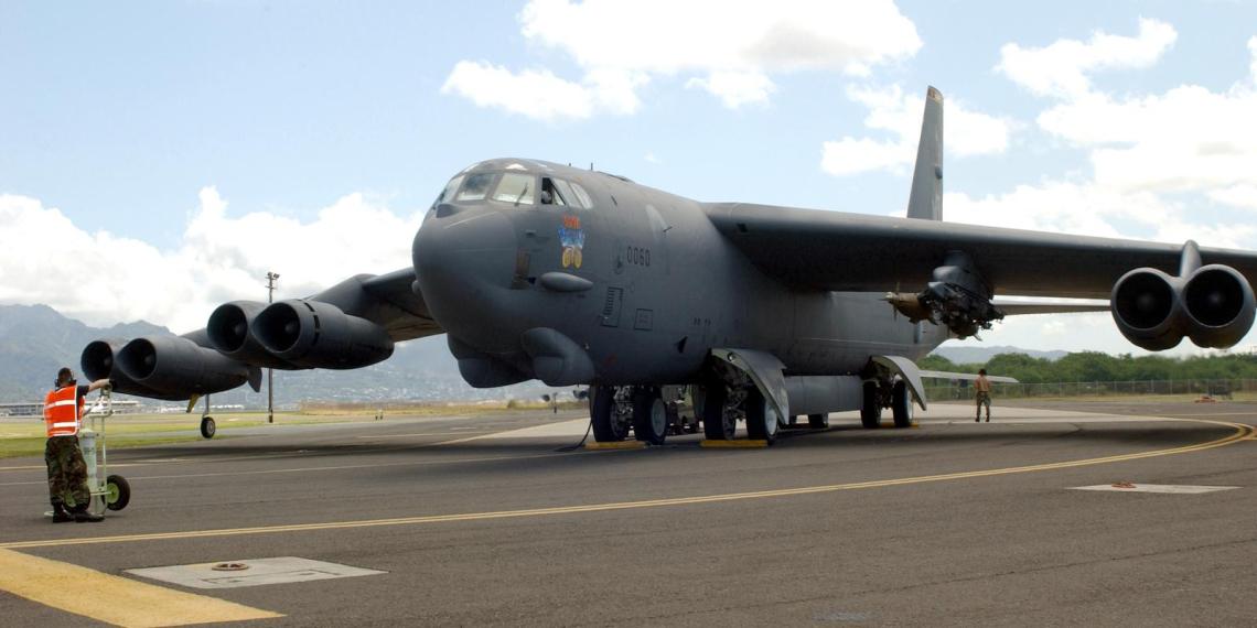США впервые за 26 лет приведут в боевую готовность бомбардировщики B-52
