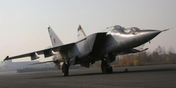 В Центральный военный округ поступила партия перехватчиков МиГ-31БСМ