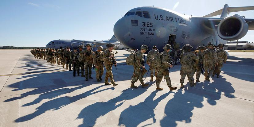 Пентагон сообщил о выводе из Афганистана более 90% войск