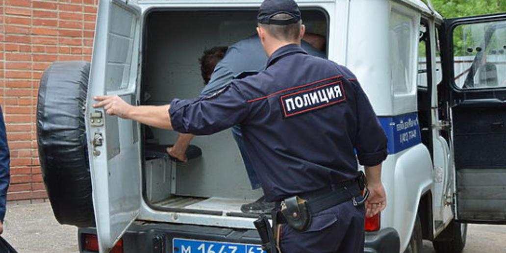 В Сочи нарушивший режим самоизоляции бомж поставил в тупик полицейских