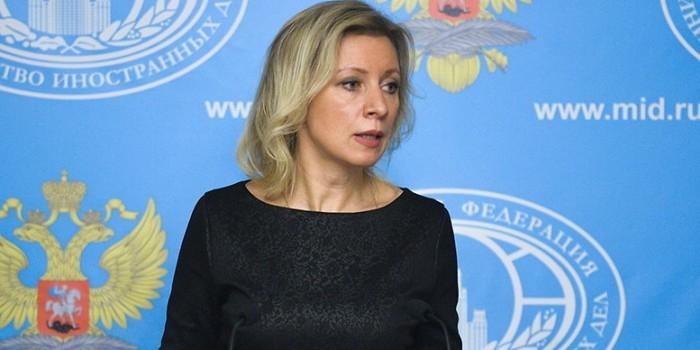 Захарова обвинила Украину в попытке поддержать к себе интерес с помощью военных провокаций
