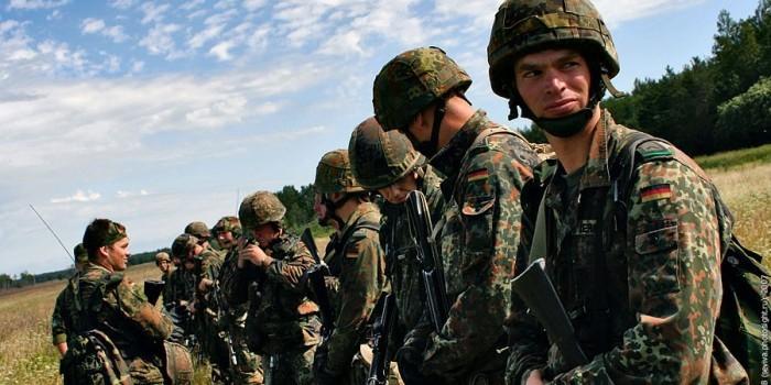Второй за месяц солдат Бундесвера задержан по подозрению в терроризме