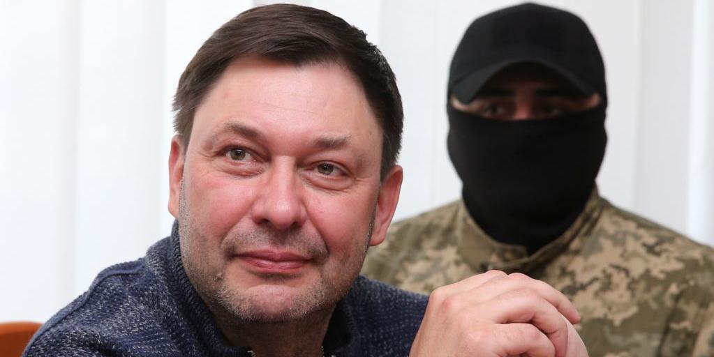 Песков прокомментировал возможность обмена Вышинского на Сенцова