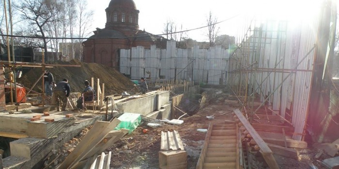 "В РПЦ назвали снос храма XVIII века ""возвращением к жизни"""