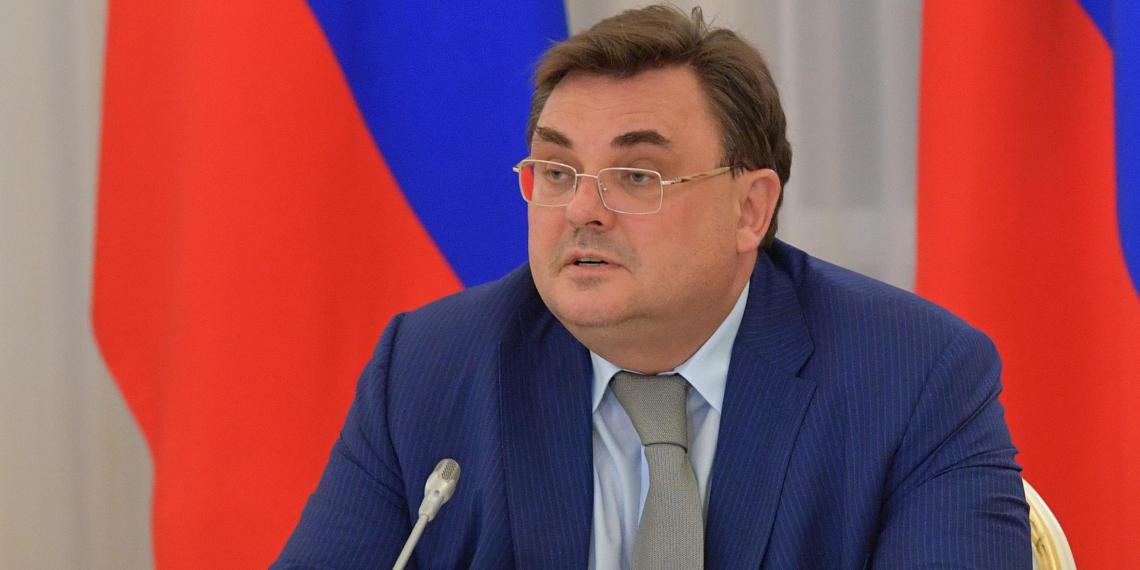 """Глава Минюста заявил о """"юридической войне"""" против России"""