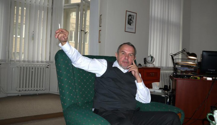 """Скандал в Чехии: экс-политик создал русскоязычное интернет-издание """"Противоход"""""""