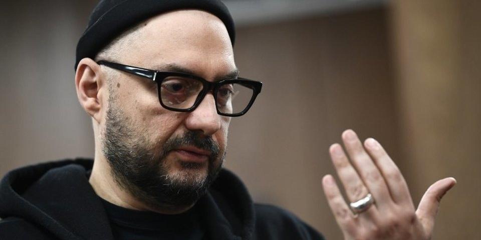 Серебренников отказался от обжалования приговора