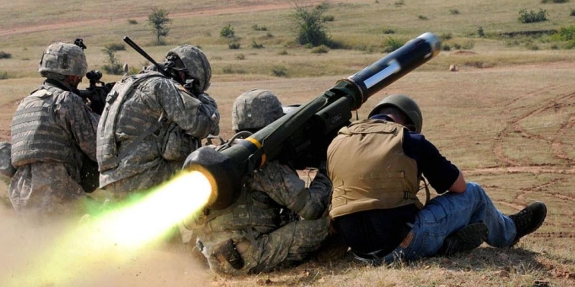В 2020 году США продали Украине оружия на рекордную сумму