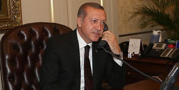 Эрдоган по телефону объяснил Путину свои слова про Асада