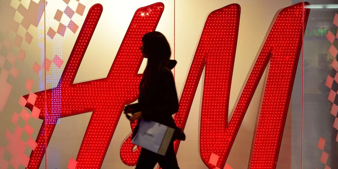 Российский офис H&M обвинили в уклонении от уплаты пошлин на ₽3,1 млрд