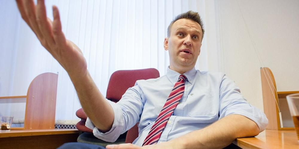 В Сеть слили тарифы Навального на публикацию компромата