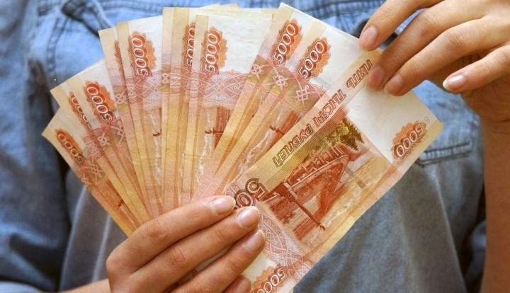 Реальная зарплата россиян упала более чем на 9%