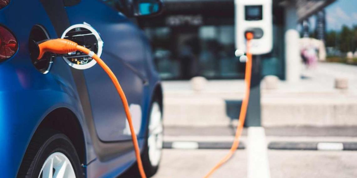 В России появится сеть станций для зарядки электромобилей