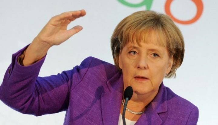 Меркель: Путина не позовут на саммит G7 в Баварию