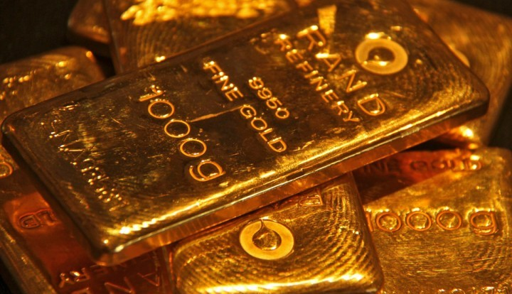 Житель Приамурья нашел 18 золотых слитков в чёрных носках