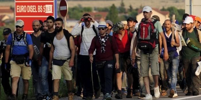 ООН: поток беженцев в Европу не связан с российской операцией в Сирии