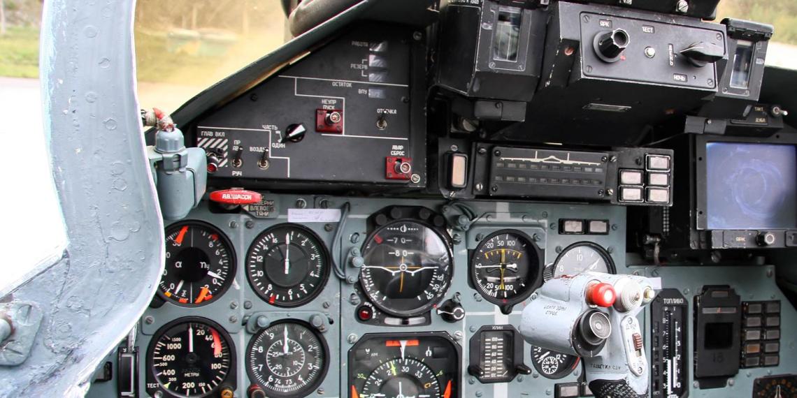 На территории США разбился Су-27, пилот погиб