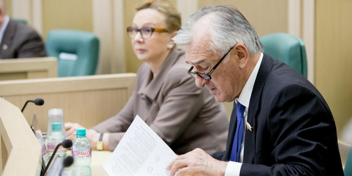Экс-сенатора от КЧР арестовали по делу о крупном хищении бюджетных средств