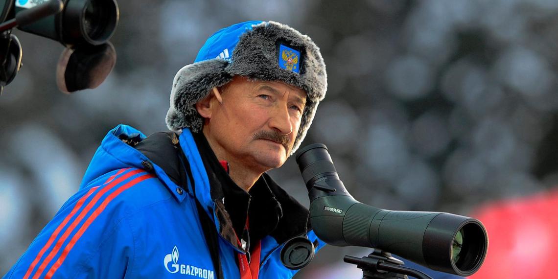 Тренер объяснил причину провала российской сборной на ЧМ по биатлону