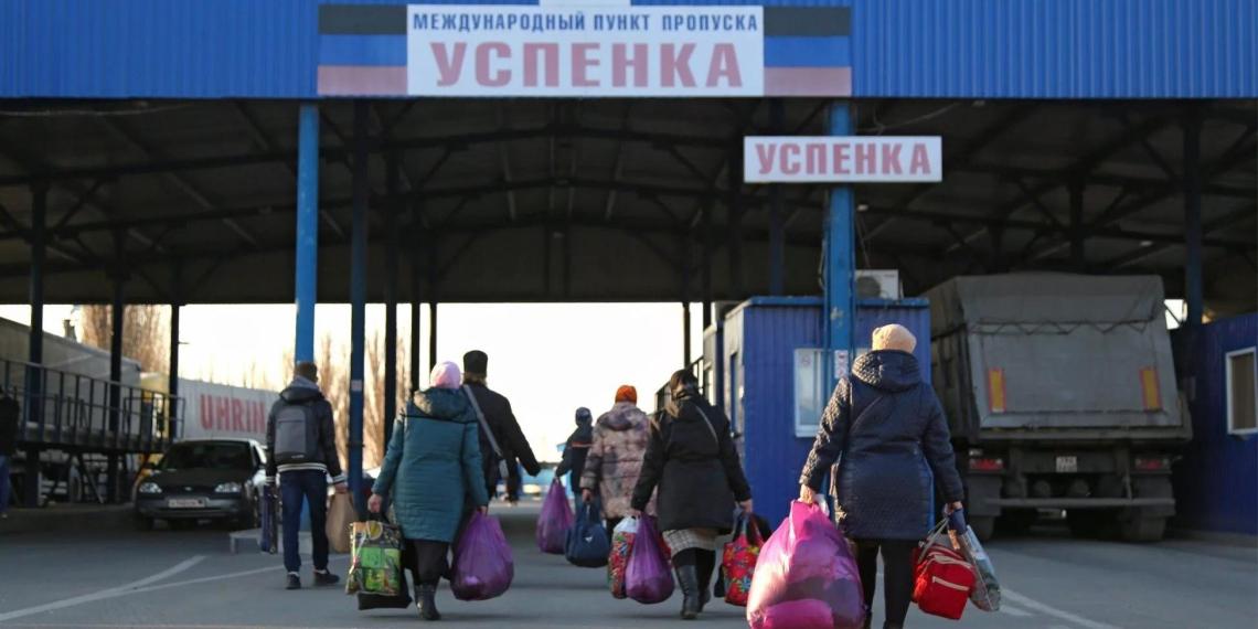 Украина решила вернуть контроль над границей с Россией к 2025 году