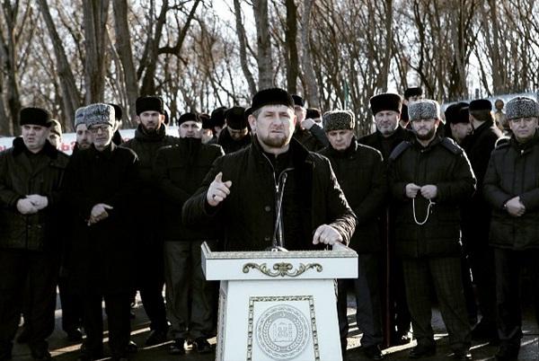 Кадыров: Ходорковский объявил себя врагом мусульман, значит, и моим личным врагом