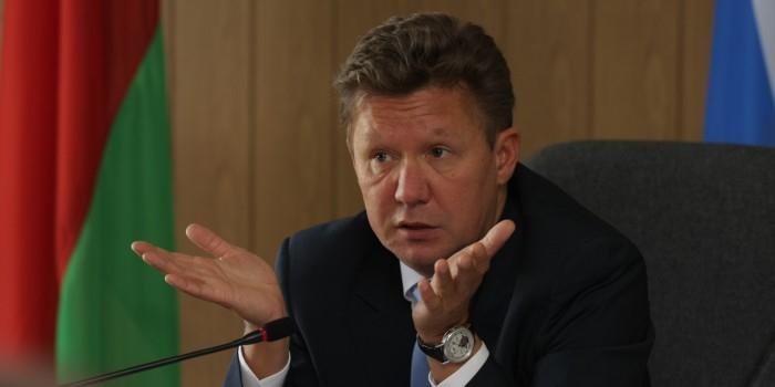 """""""Газпром"""" не намерен менять ценообразование на газ для Украины до 2019 года"""