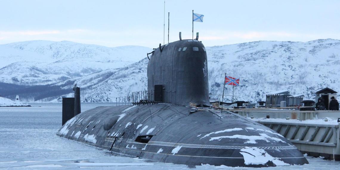 Три российские подлодки вошли в пятерку самых смертоносных субмарин мира