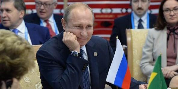 Американские СМИ: Путин выиграл от кризиса в Греции