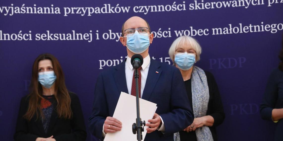 Каждым четвертым подозреваемым в педофилии в Польше оказался священник