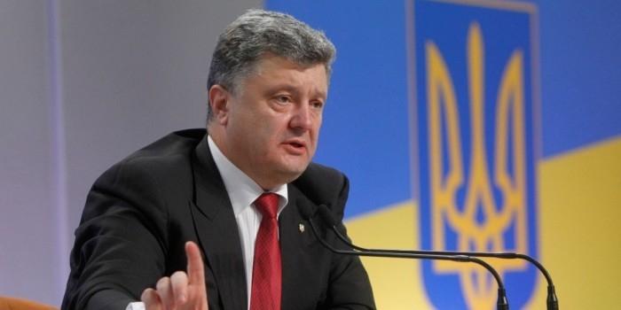 Порошенко назвал себя главным сторонником отмены санкций против России